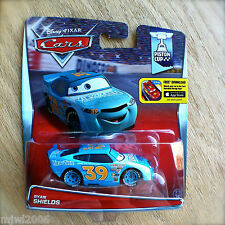 Disney PIXAR Cars RYAN SHIELDS VIEW ZEEN No.39 diecast 2015 PISTON CUP 11/18 App