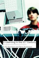 E-Learning in the 21st Century: A Framework for Research and Practice-ExLibrary