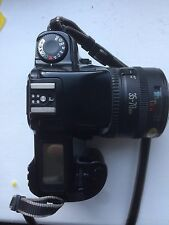 Canon EOS 1000F SLR 35mm Camera And 35-70mm Lens