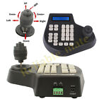 4 Axis Dimension joystick cctv keyboard controller for ptz Speed Dome Camera