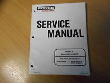 Tienda Reparación manual de servicio Motores fuera de borda Force 40/50 HP 95
