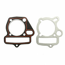 Pit Dirt Bike 52.4mm Head Base Gasket Oval Oil Hole 110cc 125cc Cylinder Pitbike