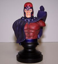 Marvel Icons Magneto Bust COA Low # 713/2000 NIB Diamond Select Statue NIB