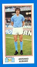 CALCIATORI 1974-75 Panini - Figurina-Sticker n. 374 - ALBANO - NAPOLI -Rec