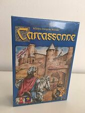Carcassone New and Sealed Rio Grande Games 2000