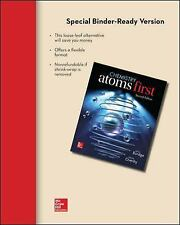 Loose Leaf Version for Chemistry: Atoms First by Jason Overby and Julia Burdge (