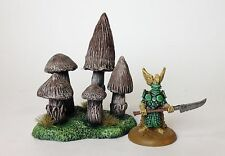 'Fungal Forest', small, resin models for  Roleplaying and Wargames