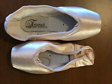 Grishko Triumph Pointe Shoes Size 4 XXX Medium (M) Shank