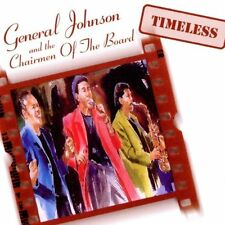 GENERAL JOHNSON & CHAIRMEN OF THE BOARD Timeless NEW CD MODERN SOUL (EXPANSION)