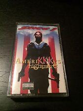 Spice 1 Amerikkka's Nightmare Hip Hop Cassette