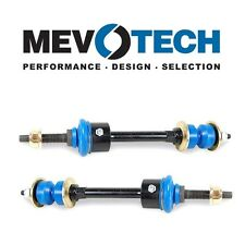 Dodge Ram 1500 RWD Pair Set of 2 Front Greasable Sway Bar Links Mevotech MK7400