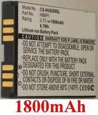 Batterie 1800mAh type HB6P1 Pour Huawei T9200, Huawei U9200S, Huawei U9202L