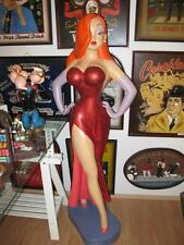 Jessica Rabbit life size figure 1,75 meters high FREE SHIPPING IN EUROPE!!!