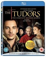 TUDORS Complate Series 2 Blu Ray Box Set Brand New Sealed UK Second 2nd Season