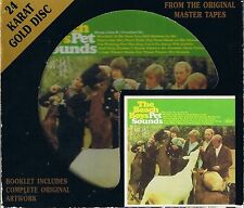 Beach Boys,The Pet Sounds DCC GOLD CD with Slipcase