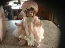 Collectable porcelain doll. /Bradley's/ Steffie