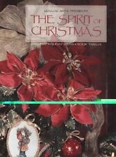 The Spirit of Christmas Vol. 12 by Leisure Arts Staff (1998, Hardcover)