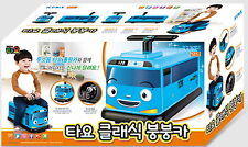 "The Little Bus TAYO ""Non-Noise Ride On car"" /Toy/Korean animation Diecast Figure"