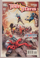 Teen Titans #63 (Nov 2008, DC) Nm