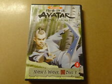 DVD / AVATAR: DE LEGENDE VAN AANG - NATIE 1: WATER DEEL 3 (NICKELODEON)