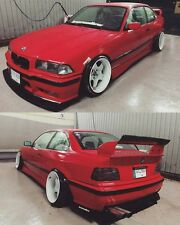 BMW e36 DTM style flap for LTW / GT spoiler