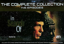 In Search Of... The Complete Collection Unsolved Mysteries ~ NEW 21-DISC DVD SET