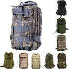 30L Outdoor Military Assault Tactical Backpack Large Rucksack Backpack Oxford