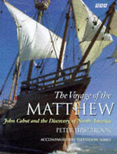 "The Voyage of the ""Matthew"", Firstbrook, Peter"