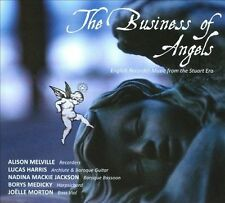 NEW - Business of Angels: English Recorder Music Sturart