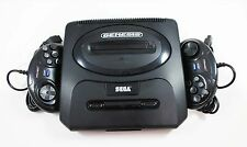 Sega Genesis V2 System Console W/ 2 Controllers In Great Condition