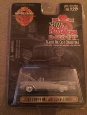 HO Racing Champions Mint '57 Chevy Bel Air Convertible