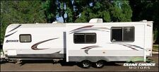 2014 FOREST RIVER PRIME TIME AVENGER 34' RV TRAVEL TRAILER - SLIDE - SLEEPS 4 -