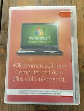 Windows 7 Home Premium, 32 bit con HOLO DVD, tedesco, SB merce con fattura IVA