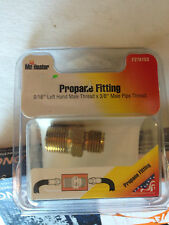 "Mr Heater F276153 Propane Gas Connector 3/8 "" MPT x 9/16 "" LHMT *****NEW!!!"