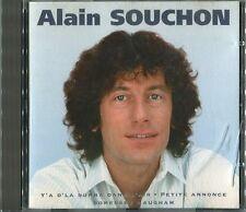 Alain souchon CD y 'a d' la rumba dans l'air © 1991 rca France 74321246262