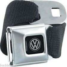 Genuine VW Volkswagen Logo seatbelt Seat Belt with Buckle Beetle for pants