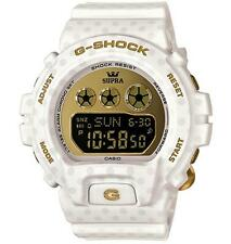 Casio G-Shock Supra White Polka Dot Digital Sport Watch GMDS6900SP-7