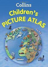 Tout Neuf Collins Enfants Image Atlas Couverture Rigide Livre