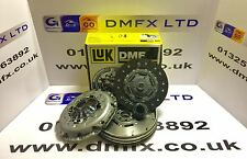 NEW LuK DUAL MASS FLYWHEEL + CLUTCH KIT FOR NISSAN X-TRAIL 2.2 Di 135 03 ONWARDS