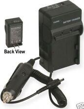 Charger for Sony DSC-W210 DSC-W220 DSC-H3/B DSC-H10/B DSC-HX10 DSC-HX20 DSC-HX30