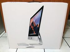 "NEW Apple 27"" iMac 5K Display Intel i7 4.0GHz/ 16GB/ 3TB FUSION UPGRADED SEALED!"