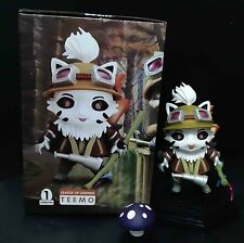 "League of Legends LOL Collection figure : teemo 4.5"" FIGURE+ STAND 5"" HIGH NM1"