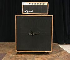 Legend Model A 60 Electric Guitar Amplifier Vintage 4x12 Head + Cab Tube Amp