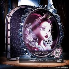 SDCC 2015 Ever After High Evil Raven Queen Exclusive EAH Doll LONG SOLD OUT LE