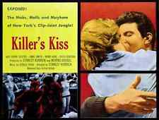 Metal Sign Noir Poster Killers Kiss 01 A4 12x8 Aluminium