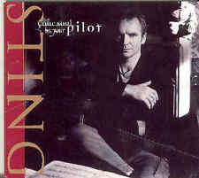 Sting - Let Your Soul Be Your Pilot, Digipack CD
