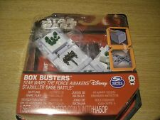 DISNEY STAR WARS - BOX BUSTERS - STARKILLER BASE BATTLE - NEW