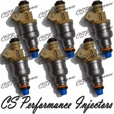 Flow Matched Fuel Injector Set for Ford  2.3 2.9 3.0 3.8 4.9 5.0 F47E-A2E (6)