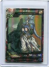 "LORD OF VERMILLION JAPANESE Card FOIL ST ""Lenneth"" from The Valkyrie Profile"
