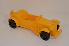 "1976 Yellow Panther De Ville 6"" Toy Figure Car Busytown Busy Town Richard Scarry"